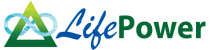 LifePower Logo Horizontal