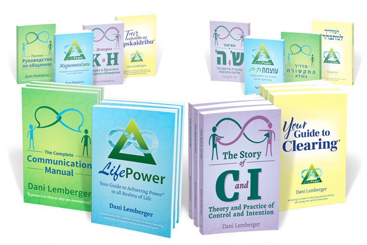LifePower Book Collection English
